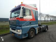 tracteur MAN 18.430 xlx hydr. + compr.