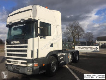 tracteur Scania 124 420 Steel/Air - Topline - Manual