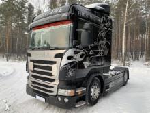 ciągnik siodłowy Scania R440 WSZYSTKIE NOWE OPONY EURO 5 BEZ AD BLUE 2011 ROK SUPER STAN