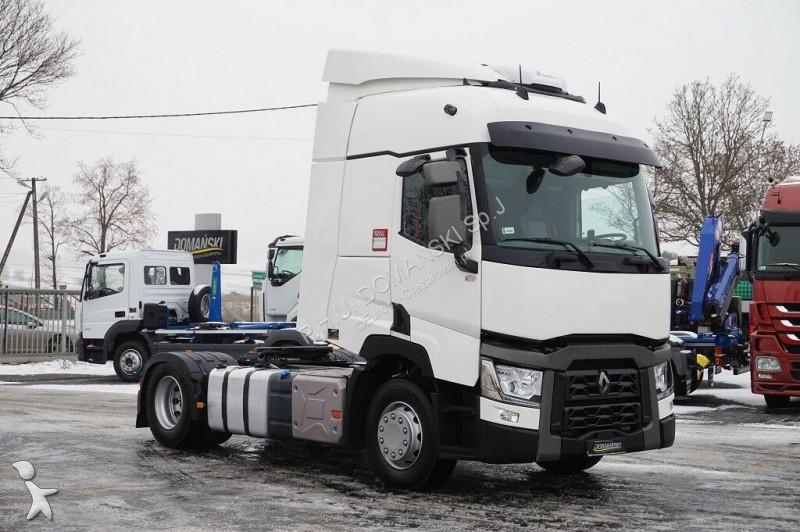 Ciągnik siodłowy Renault GAMA / T 460 / EURO 6 / STANDARD / SLEEPER CAB