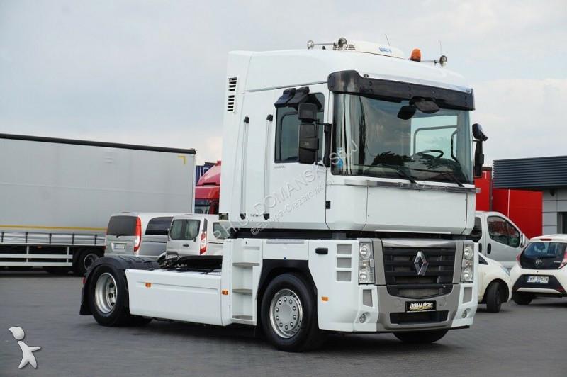 Ciągnik siodłowy Renault MAGNUM / 520 DXI / EEV / RETARDER / STANDARD