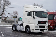 MAN TGX / 18.440 / EURO 5 / XLX / MANUAL / BAKI 1400 L tractor unit