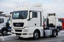 trattore MAN TGX / 18.440 / EURO 5 / XLX / MANUAL / BAKI 1400 L