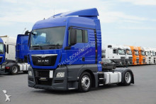 MAN TGX / 18.400 / E 6 / MEGA / LOW DECK / XLX tractor unit