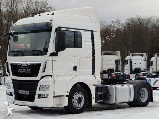 Ciągnik siodłowy MAN TGX 18.440/ XLX / FULL ADR / ACC / FULL OPTION /