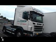 Scania R 440 LA Euro 5 tractor unit