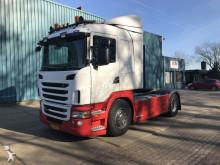 Scania G380/R380, Retarder, Euro 5, NL Truck tractor unit