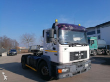 MAN 19.403 FT 4X2 , ZF 16M, PTO, SPRING SUSPENSIONS tractor unit