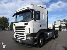Scania R 620 tractor unit