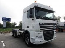 cap tractor transport special DAF