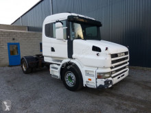 Scania T 124 tractor unit