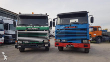 Scania 113h tractor unit