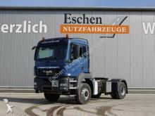 trattore MAN TGS 18.400 H BLS, 4x4, Klima, Kipphydr., Bl/Lu