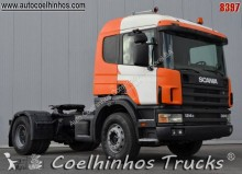 Scania G 124G360 tractor unit