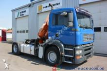 MAN TGA 18.350 Atlas Kran 125.2-A3 10.1m = 1t 1.Hand tractor unit
