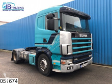 tracteur Scania 114 380 Manual