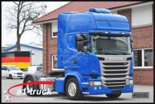 Scania R 450 Navi, Standklima, 2 Keis Hydaulik, etade Sattelzugmaschine