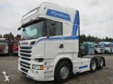 tracteur Scania R560 6x2 Topline, Retarder