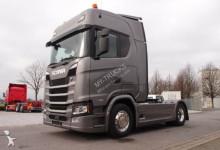 cabeza tractora Scania S500 Highline Navi / Leasing