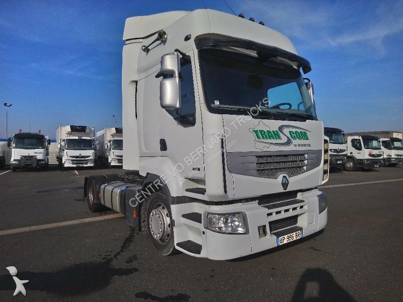 Tracteur Renault 460.19 T