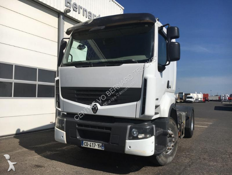 Tracteur Renault LANDER 450 DXI AUTO RAL. VOITH