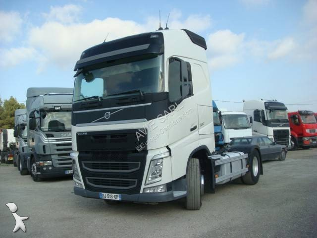 View images Volvo tractor unit