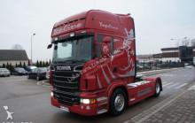 tracteur Scania R 560 V8 / TOPLINE / EUO 5 / SKÓA / XENON / ETADE