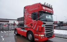 tracteur Scania R 500 / EUO 5 /TOPLINE / V8 / ETADE / SALON POLSKA / MANUAL