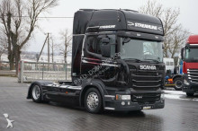 Scania R 410 / EURO 6 / LOW DECK / RETARDER / MEGA / ACC tractor unit