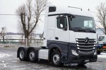 n/a MERCEDES-BENZ - ACTROS / 2545 / PUSCHER / 3 OSIE / DMC 66 000 KG tractor unit