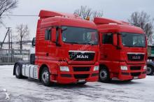 cabeza tractora MAN TGX / 18.440 / EURO 5 / XLX / PEŁNY ADR / AUTOMAT
