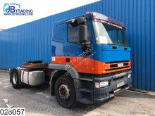tracteur Iveco 440E34 Palfinger crane, Steel suspension, Manual, 4 Hydraulic and 1 manual