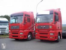 tracteur MAN 18.390TGA XXL German Truck 1-Hand Vollausst.