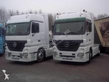 cabeza tractora Mercedes 1846 Megaspace German Truck Euro:5 Vollausst.
