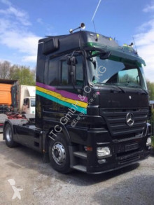 Mercedes 1841 Megaspace German Truck Euro:5 Vollausst. tractor unit