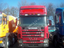 tracteur Scania 124-470 Topline Retader Kipperhydraulik