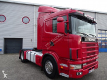Scania 124-420 / Manual / / / 2002 tractor unit