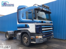 Scania 124 420 Manual, Retarder, Airco, Analoge tachograaf tractor unit