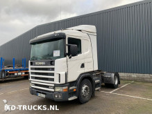 Scania 124 420 manual tractor unit