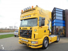 trekker Scania 144L530 Topline / V8 / Manual / / German Truck / Hydraulics