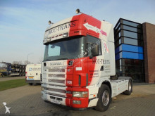 trekker Scania 124L420 TopLine / OptiCruise /