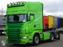 trekker Scania R580 V8 MANUAL / RETARDER 745TKM!
