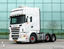 Scania R500 V8 6X2 E5 RETARDER FULL OPTION TOPCONDITION tractor unit