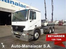Mercedes Actros 2644 tractor unit