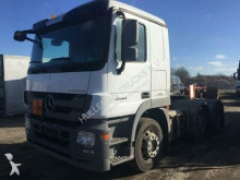 tractor nc MERCEDES-BENZ - ACTROS 2544 - SOON EXPECTED - PUSHER HYDRAUL