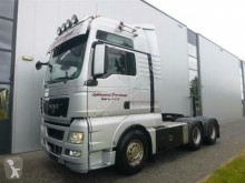 MAN TGX26.680 V8 6X4 XXL RETARDER HUB REDUCTION EURO tractor unit