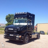 Scania T 580 tractor unit