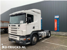 Scania R 124 tractor unit