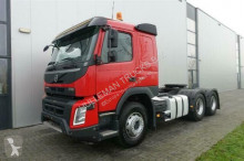 tracteur Volvo FMX500 6X4 EURO 6 79.000 KM MANUAL HUB REDUCTION