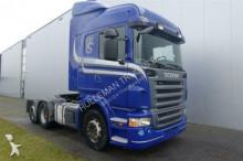 Scania R400 6X2 MANUAL HIGHLINE EURO 5 tractor unit